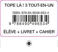 ESO 3 - TOPE LA! 3 TOUT EN UN (+CAH+LIVRET+COD)