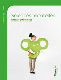EP 1 - SCIENCE NATURELLE CAHIER