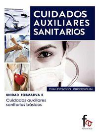 CP - CUIDADOS AUXILIARES SANITARIOS BASICOS