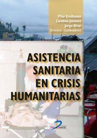 ASISTENCIA SANITARIA EN CRISIS HUMANITARIAS
