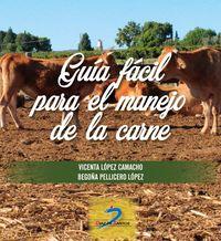 Guia Facil Para El Manejo De La Carne - Vicenta Lopez Camacho / Begoña Pellicero Lopez