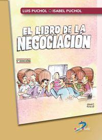 (5 ED) LIBRO DE LA NEGOCIACION, EL