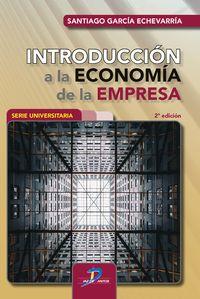 Introduccion A La Economia De La Empresa - Santiago Garcia Echevarria