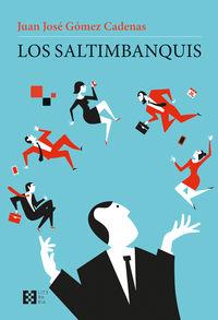 Los saltimbanquis - Juan J. Gomez Cadenas