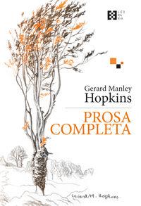 Prosa Completa - Gerard Manley Hopkins