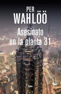 Asesinato En La Planta 31 - Per Wahloo