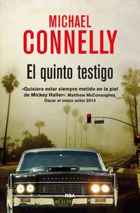 El quinto testigo - Michael Connelly