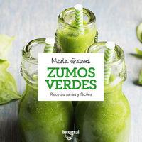 Zumos Verdes - Nicola Graimes