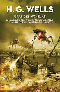 GRANDES NOVELAS (H. G. WELLS)