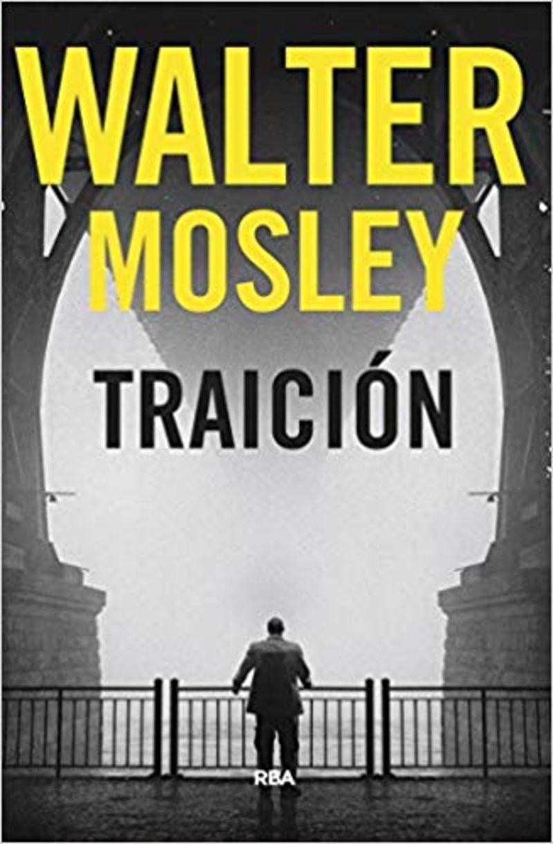 TRAICION (PREMIO RBA NOVELA POLICIACA 2018)