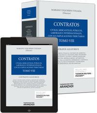 Contratos Viii - Contratos Aleatorios (+proview) - Mariano Yzquierdo Tolsada