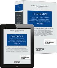 Contratos Ix - Contratos De Financiacion Y Garantia (+proview) - Mariano Yzquierdo Tolsada