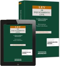 (20ª Ed. )  Ley De Enjuiciamiento Civil Y Otras Normas Procesales (+proview) - Aa. Vv.