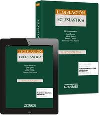 (16 ED) LEGISLACION ECLESIASTICA (DUO)