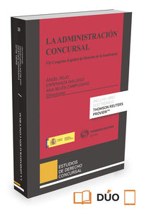 Administracion Concursal, La (duo) - Ana Belen Campuzano Laguillo / Esperanza Gallego / Angel Rojo
