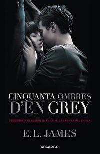 Cinquanta Ombres Grey (ed. Pelicula) - E. L. James