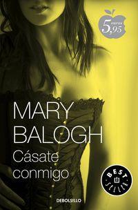 Casate Conmigo - Mary Balogh