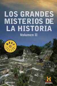 Grandes Misterios De La Historia, Los Ii - Aa. Vv.