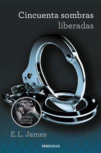 Cincuenta Sombras Liberadas (sticker) - E. L. James