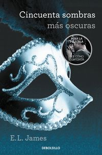 Cincuenta Sombras Mas Oscuras (sticker) - E. L. James
