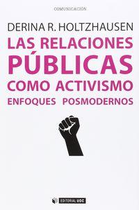 Las relaciones publicas como activismo - Derina R. Holtzhausen