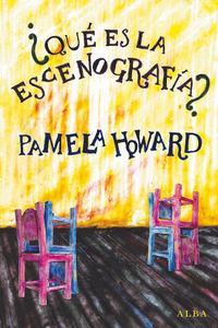 ¿que Es La Escenografia? - Pamela Howard