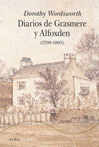 Diarios De Grasmere Y Alfoxden - Dorothy Wordsworth
