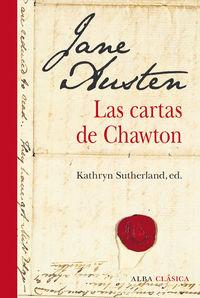 Las cartas de chawton - Jane Austen