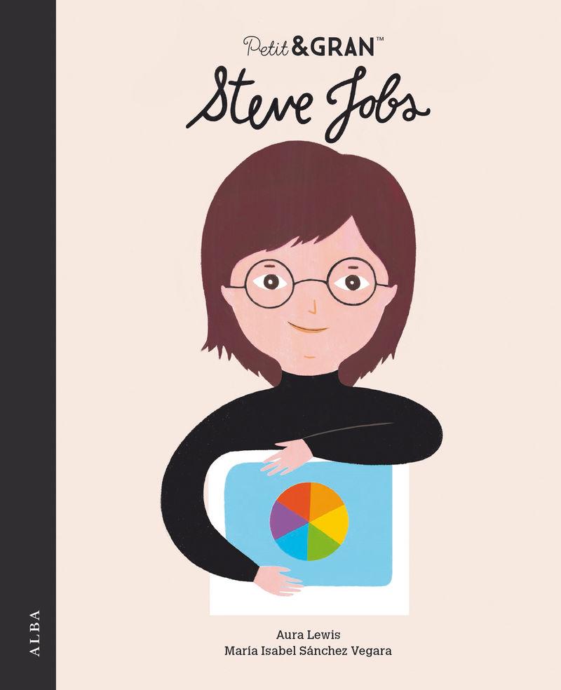 PETIT & GRAN STEVE JOBS