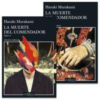 Muerte Del Comendador, La - Libros 1 Y 2 (estuche) - Haruki Murakami
