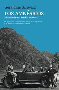 AMNESICOS, LOS - HISTORIA DE UNA FAMILIA EUROPEA