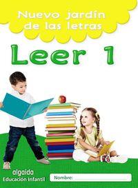 5 AÑOS - NUEVO JARDIN DE LAS LETRAS - LEER 1
