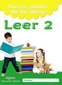 5 AÑOS - NUEVO JARDIN DE LAS LETRAS - LEER 2