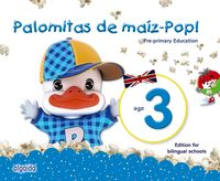3 YEARS - EDUCACION INFANTIL (BILINGUE) - PALOMITAS DE MAIZ-POP