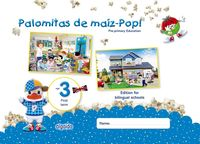 3 YEARS - EDUCACION INFANTIL (BILINGUE) 1 TRIM - PALOMITAS DE MAIZ-POP