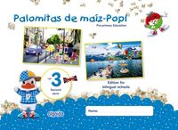 3 YEARS - EDUCACION INFANTIL (BILINGUE) 2 TRIM - PALOMITAS DE MAIZ-POP