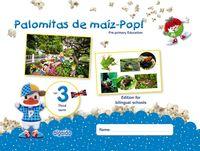 3 Years - Educacion Infantil (bilingue) 3 Trim - Palomitas De Maiz-Pop - Maria Dolores Campuzano Valiente