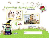 4 Years - Educacion Infantil (bilingue) 1 Trim - Palomitas De Maiz-Pop - Maria Dolores Campuzano Valiente