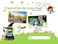 4 Years - Educacion Infantil (bilingue) 2 Trim - Palomitas De Maiz-Pop - Maria Dolores Campuzano Valiente
