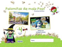 4 YEARS - EDUCACION INFANTIL (BILINGUE) 2 TRIM - PALOMITAS DE MAIZ-POP