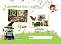 4 YEARS - EDUCACION INFANTIL (BILINGUE) 3 TRIM - PALOMITAS DE MAIZ-POP