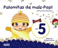 5 YEARS - EDUCACION INFANTIL (BILINGUE) - PALOMITAS DE MAIZ-POP