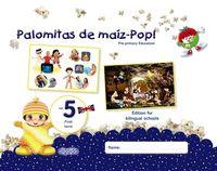 5 Years - Educacion Infantil (bilingue) 1 Trim - Palomitas De Maiz-Pop - Maria Dolores Campuzano Valiente