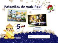 5 Years - Educacion Infantil (bilingue) 2 Trim - Palomitas De Maiz-Pop - Maria Dolores Campuzano Valiente