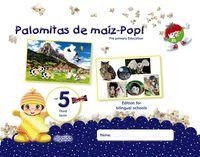 5 Years - Educacion Infantil (bilingue) 3 Trim - Palomitas De Maiz-Pop - Maria Dolores Campuzano Valiente