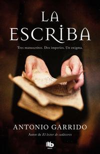 La escriba - Antonio Garrido