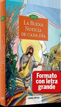 BUENA NOTICIA DE CADA DIA 2020, LA [LETRA GRANDE] (ED. ESPAÑA)