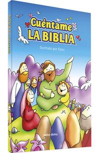 CUENTAME LA BIBLIA (RUSTICA)