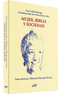 MUJER, BIBLIA Y SOCIEDAD - LIBRO HOMENAJE A MERCEDES NAVARRO PUERTO