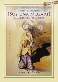 ¡SOY UNA MOZART! - TALLER DE TEATRO MUSICAL